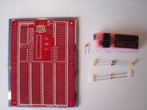 atmega8 Development kit (Unpacked)